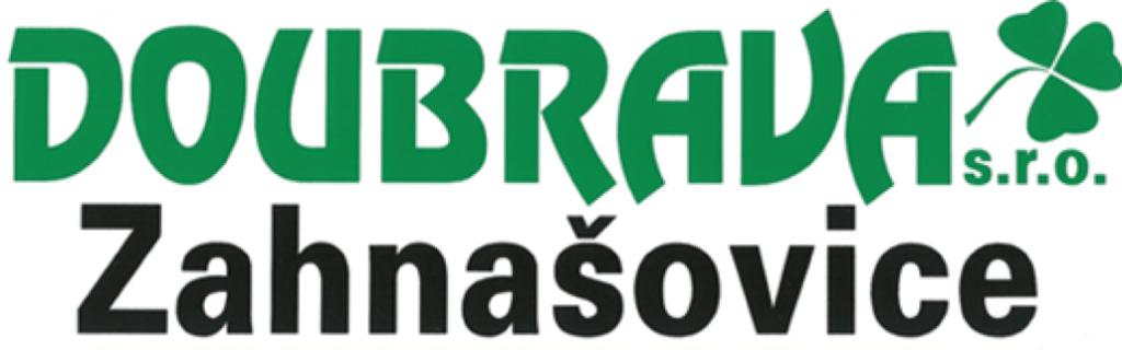 Logo – Doubrava s.r.o., Zahnašovice, Ludslavice