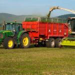 Rostlinná výroba – Doubrava s.r.o., Zahnašovice, Ludslavice
